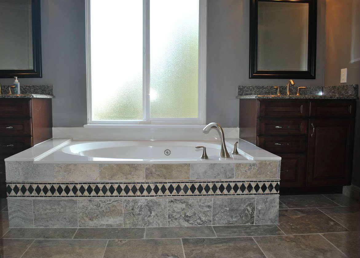 bath remodel in ST. Louis