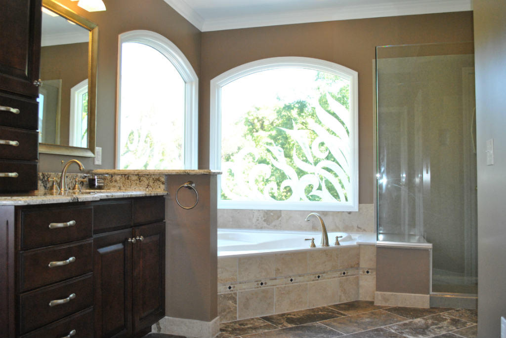 St. Louis bathroom after makeover