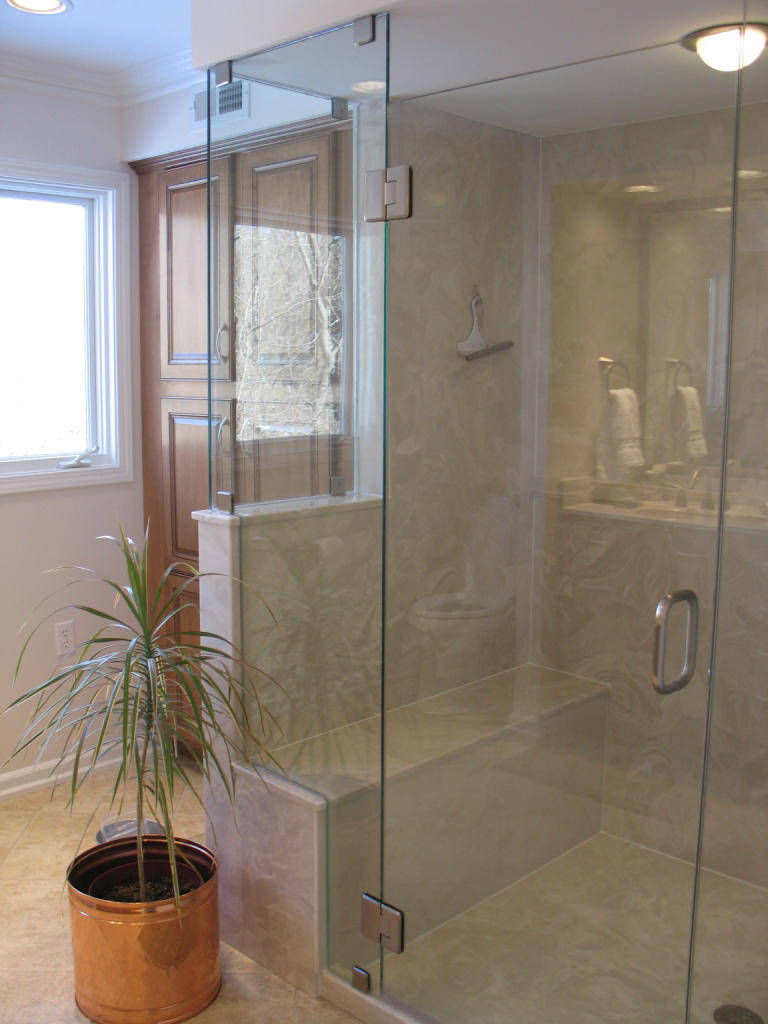 Remodeling your parents bathroom Small bathroom remodel for elderly