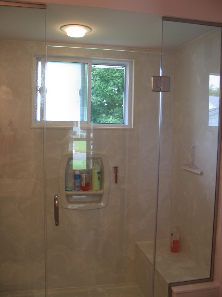St. Louis Shower Remodel