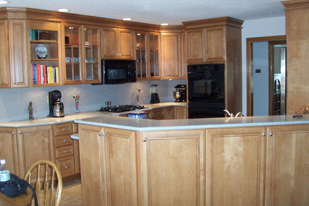 Kitchen remodeling gallery for Kitchen improvements