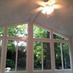 St. Louis Patio Room Windows