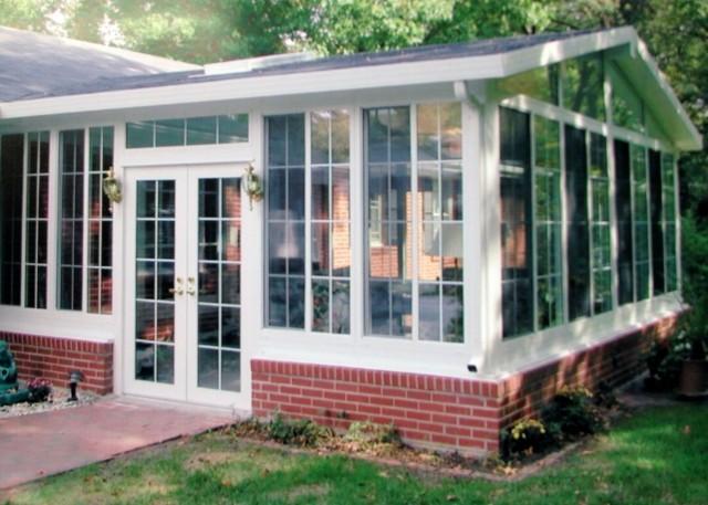 St Louis Solarium Sunroom Screen Porch Eze Breeze