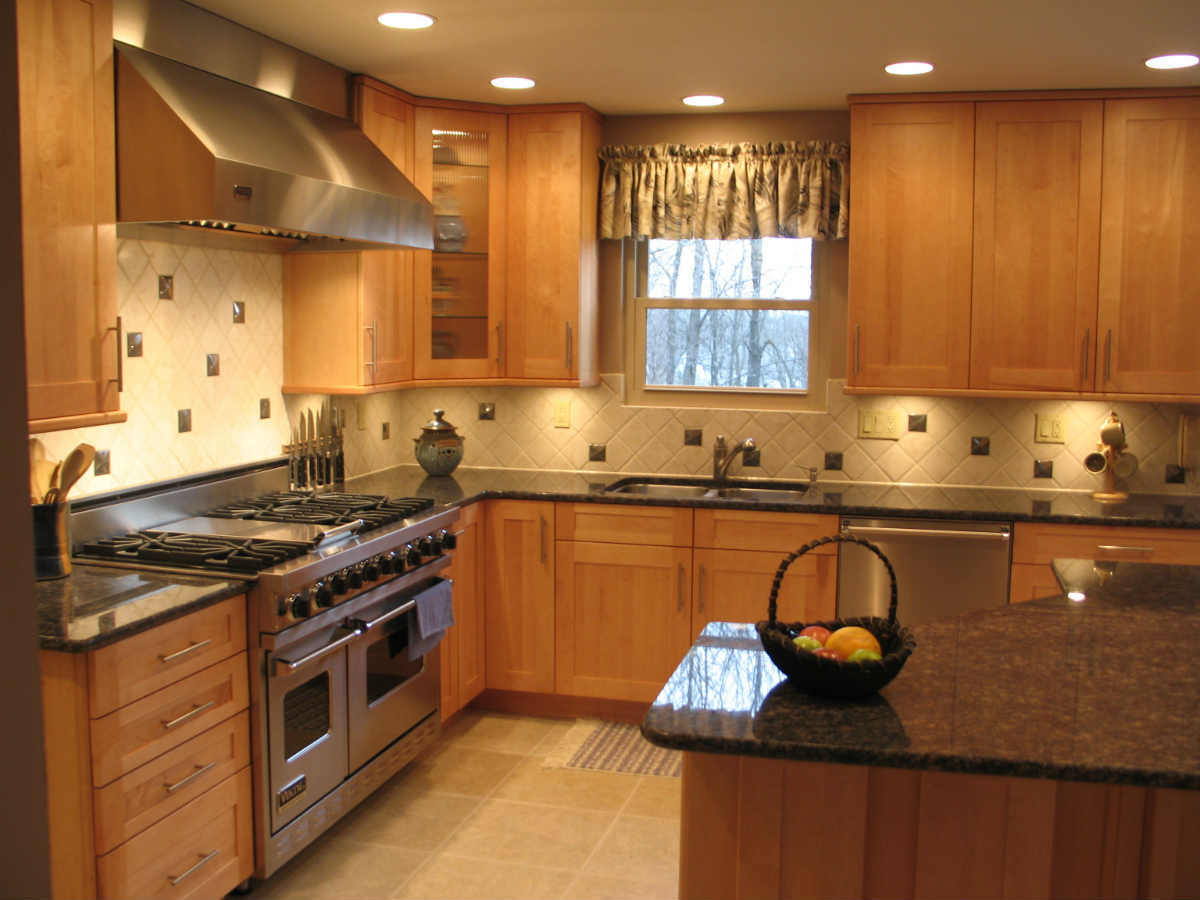remodeled kitchen in St. Louis