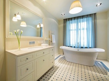 bathroom remodel in St. Louis MO