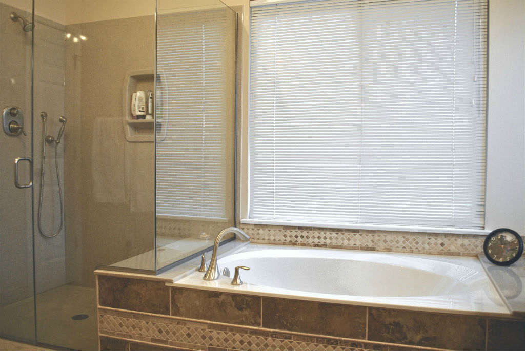Remodeled Bathrooms With Showers bath remodel st. louis - bathtub remodel - shower remodel