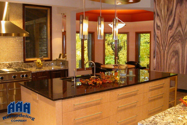 Why Choose AAA Remodeling Company For Kitchen Renovation?