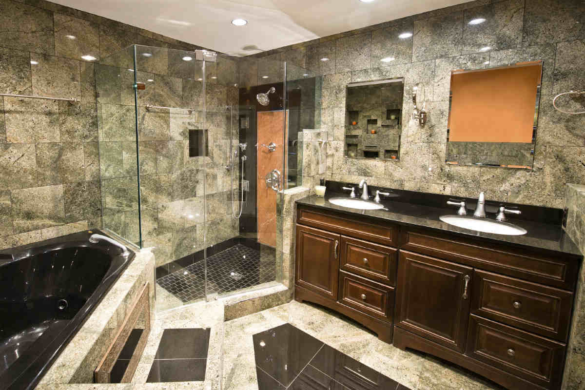 luxury bath - Luxury Bathroom