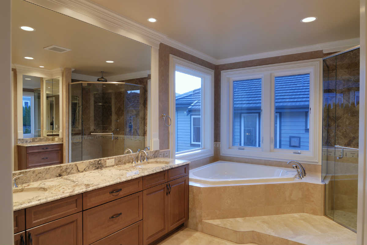 Choosing the best colors for your st louis bathroom Best bathroom remodeling company