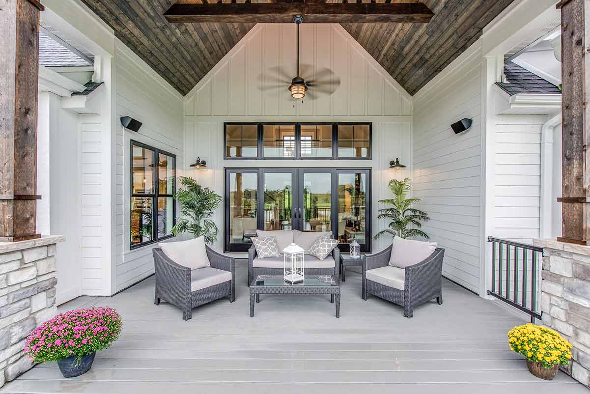Outdoor Living Space Remodel